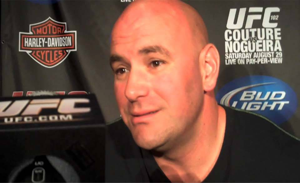Fireside Chat with Dana White: UFC 102