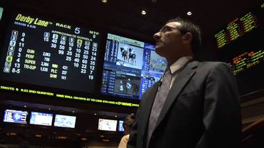 Director of Wynn Las Vegas Race & Sports Johnny Avello talks to our own John Katsilometes about the ins and outs of sports betting in Las Vegas.