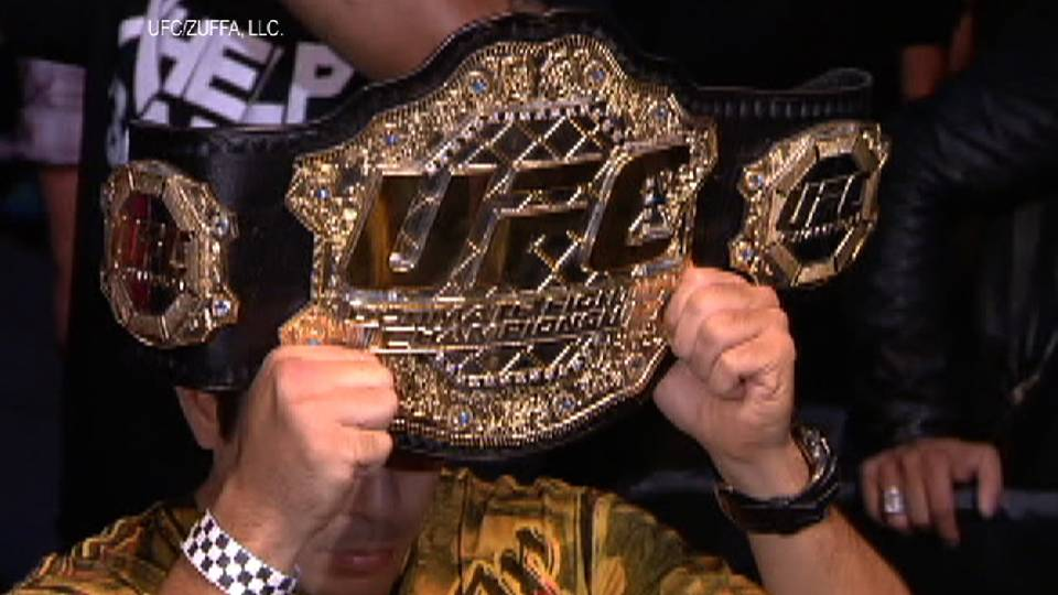 Machida Takes UFC 104