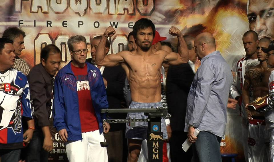 Pacquiao-Cotto Weigh-In