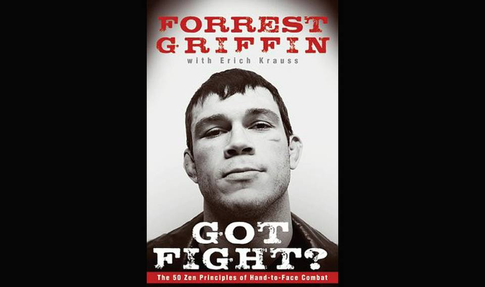 Forrest Griffin\'s New Book