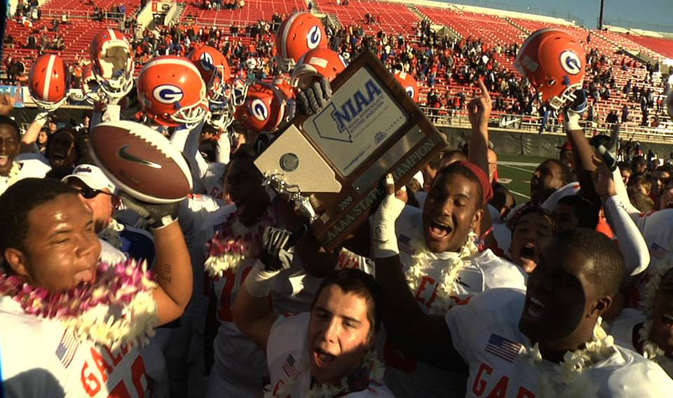 Bishop Gorman Wins State Title