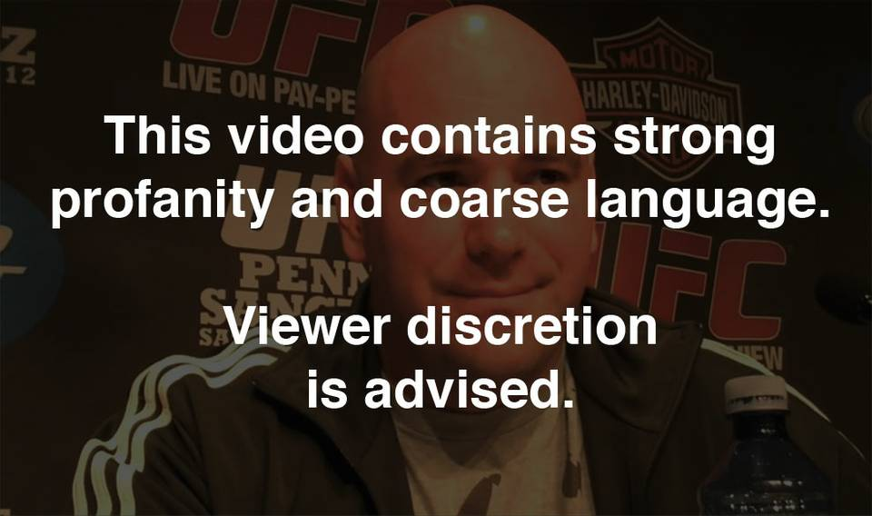 Fireside Chat with Dana White: UFC 107
