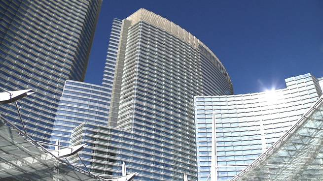 CityCenter\'s Aria Makes Debut