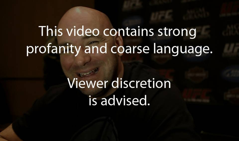 Fireside Chat with Dana White: UFC 108
