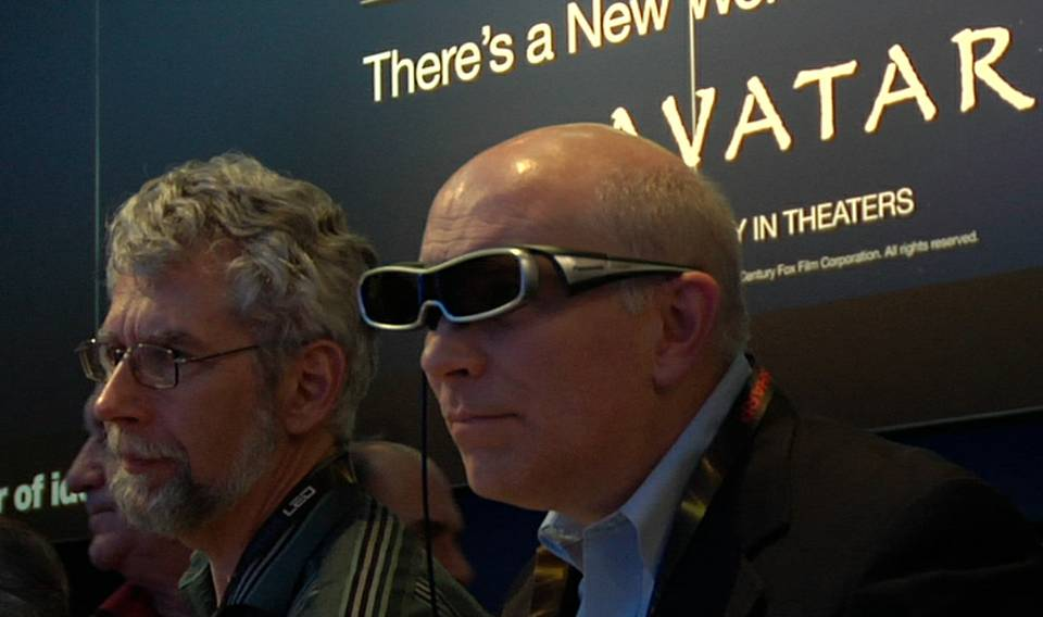 CES 2010: The Year of the 3-D TV