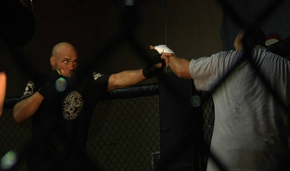Randy Couture: Preparing for a Scrap