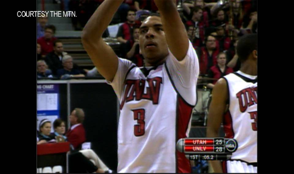 UNLV Beats Utah in Third Meeting