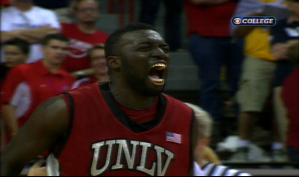 UNLV Advances to Title Game