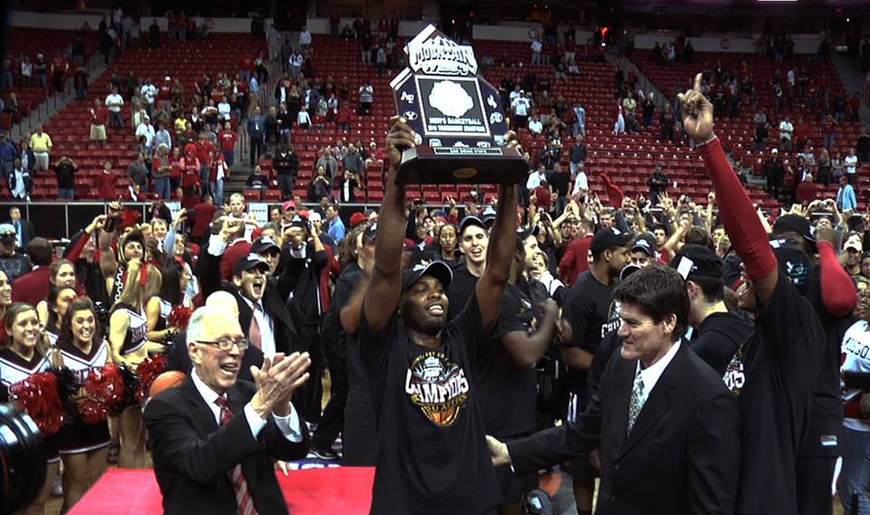UNLV Falls Short of MWC Title
