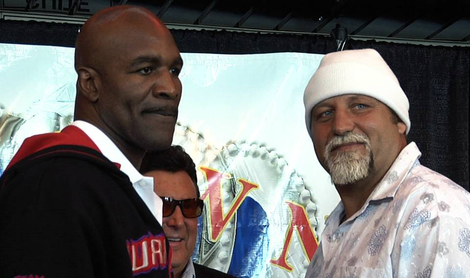 Prefight: Holyfield vs Botha