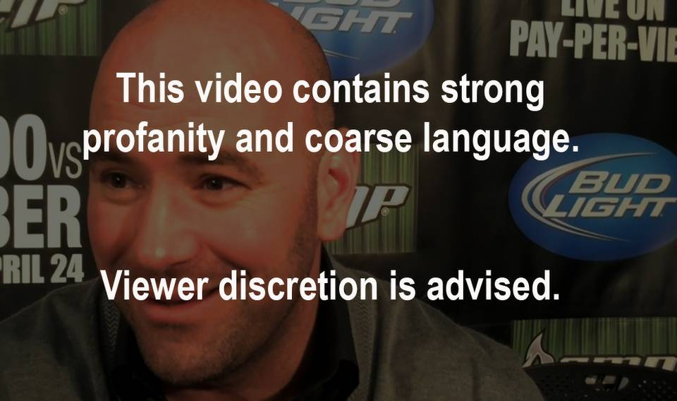 Fireside Chat with Dana White: WEC 48