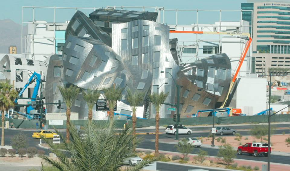 Timelapse: Lou Ruvo Center