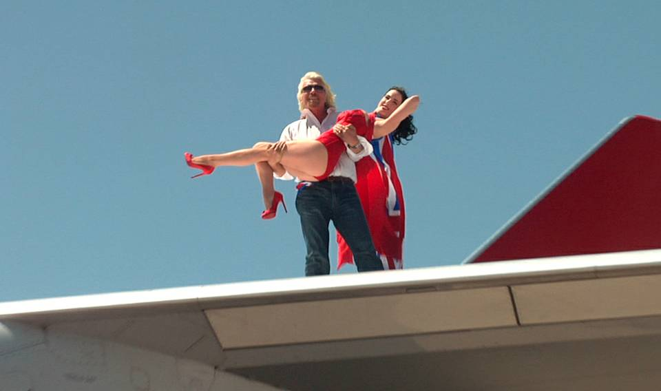 Virgin: 10 Years of Flying to Vegas