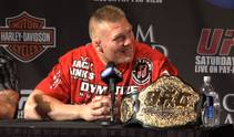 Heavyweight Champion Brock Lesnar, Middleweight Chris Leben and Light Heavyweight Stephan Bonnar all contribute shocking victories to one of the UFC's most memorable cards.