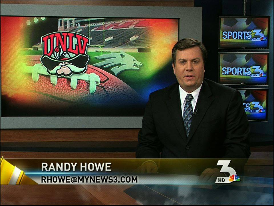 KSNV Channel 3 sports UNLV-UNR