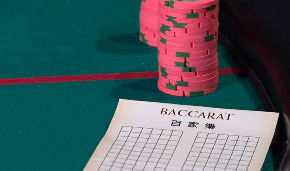 A Simple Guide to Baccarat