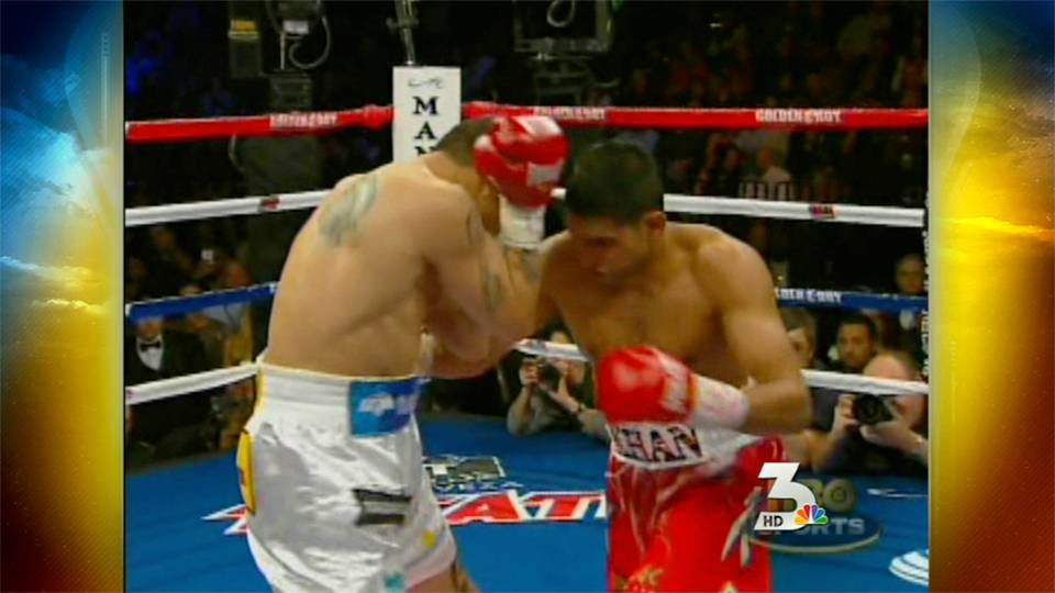 Khan edges Maidana