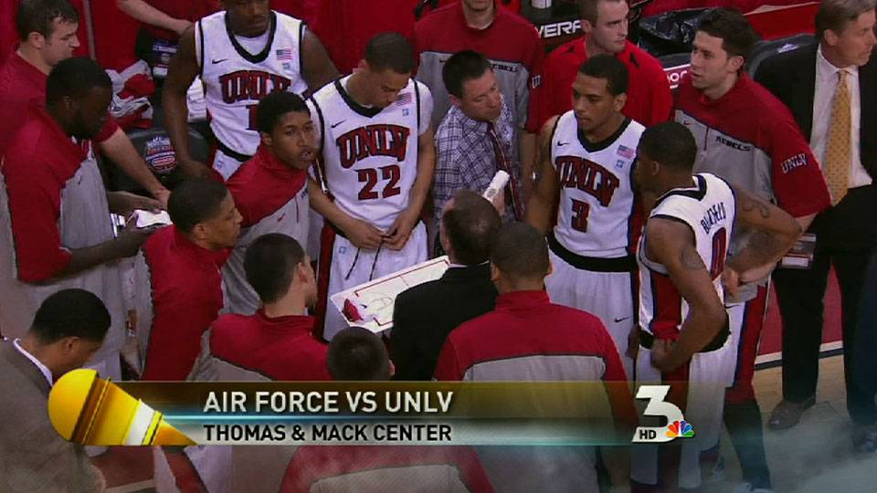 UNLV vs. Air Force