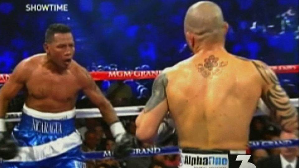 Cotto vs. Mayorga