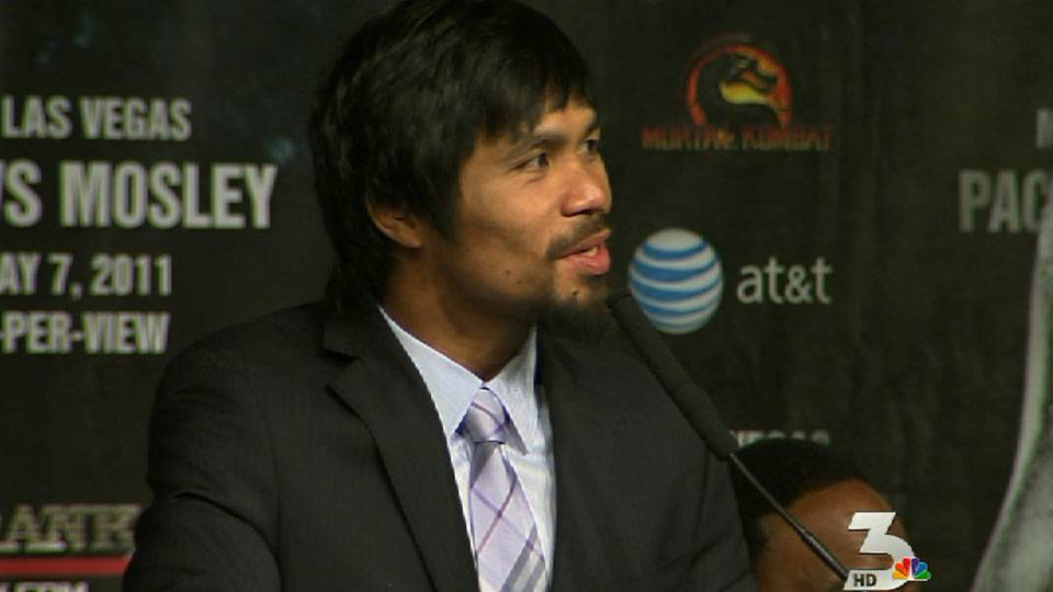 Pacquiao vs. Mosley preview