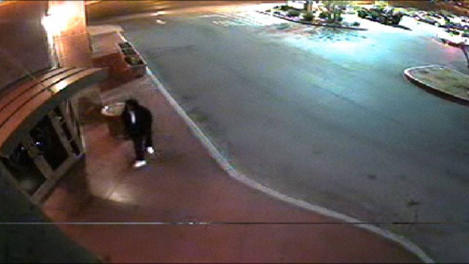Surveillance Footage in Tenaya Creek Brewery Shooting