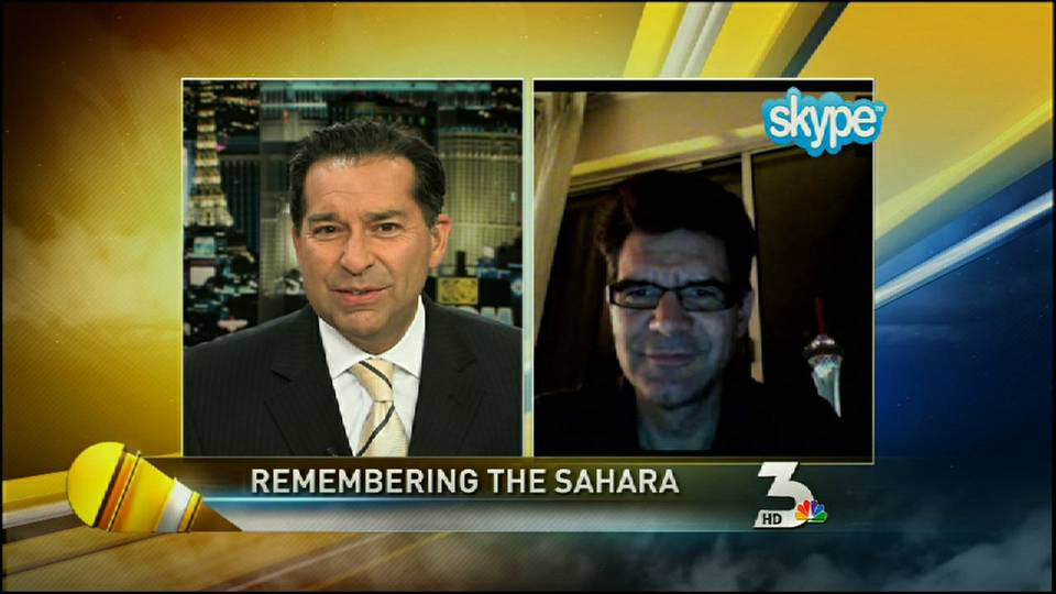 KSNV: Remembering The Sahara