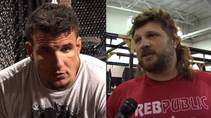 As the two most accomplished heavyweight mixed martial artists in Las Vegas, Frank Mir and Roy Nelson have always gotten along. But they'll set their friendship aside this weekend when they meet in the co-main event of UFC 130 at the MGM Grand Garden Arena.