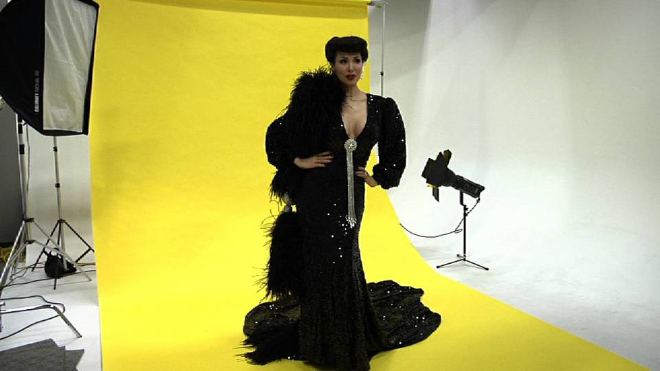 Burlesque Photo Shoot