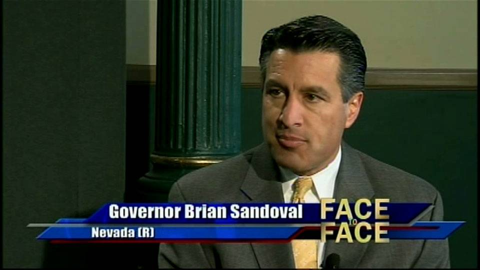 Governor Sandoval Interview