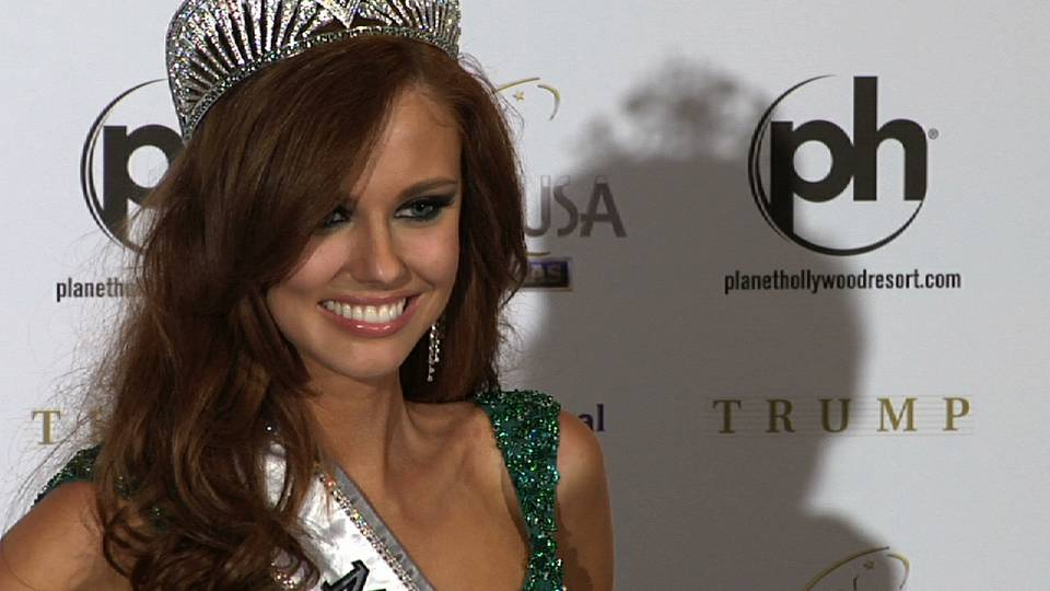 Miss USA 2011 Interview