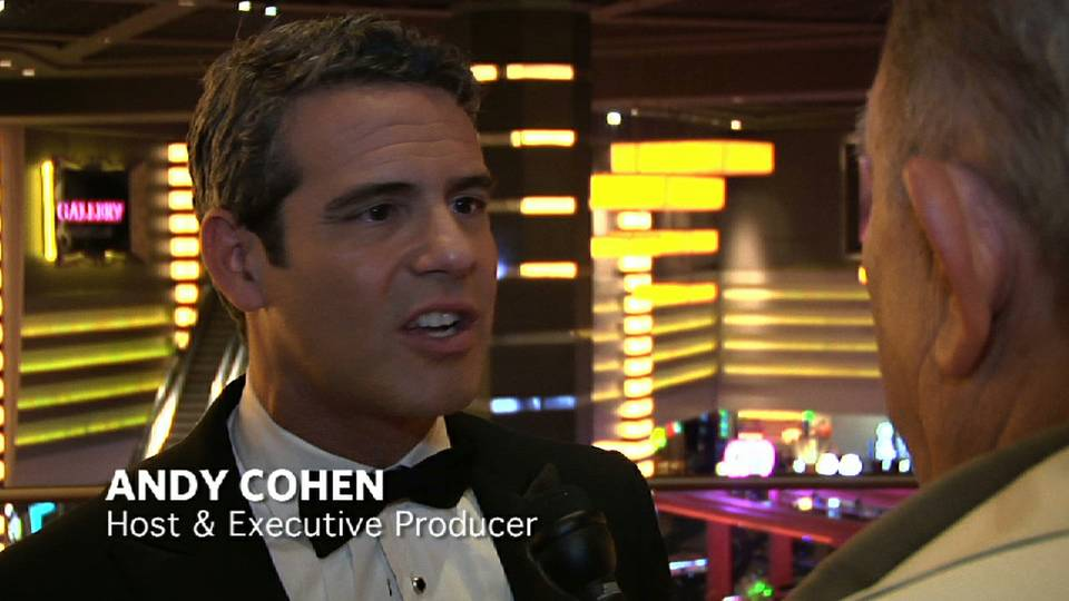 Andy Cohen Talks The Real Housewives of Las Vegas