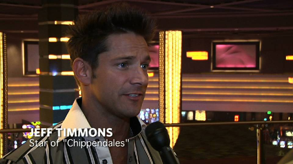 Jeff Timmons Renews With Chippendales