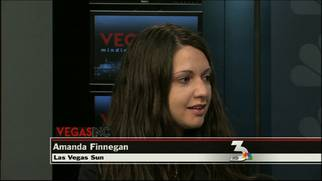 VEGAS INC: Amanda Finnegan discusses the pool party trend on the Strip