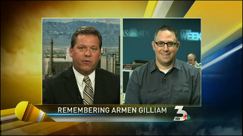 KSNV: Remembering Armen Gilliam