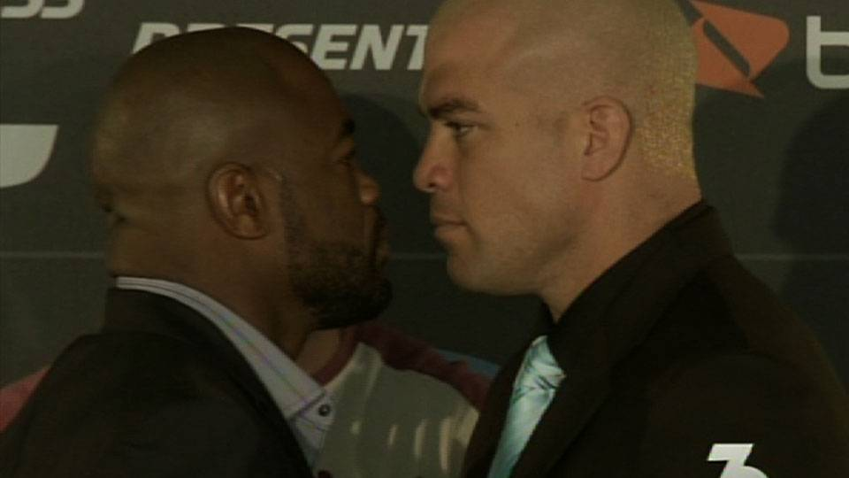 Rashad Evans, Tito Ortiz prepare to square off at UFC 133