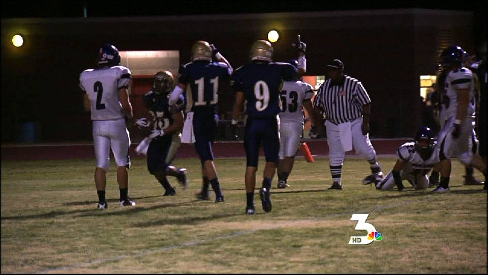 High school football teams kick off season