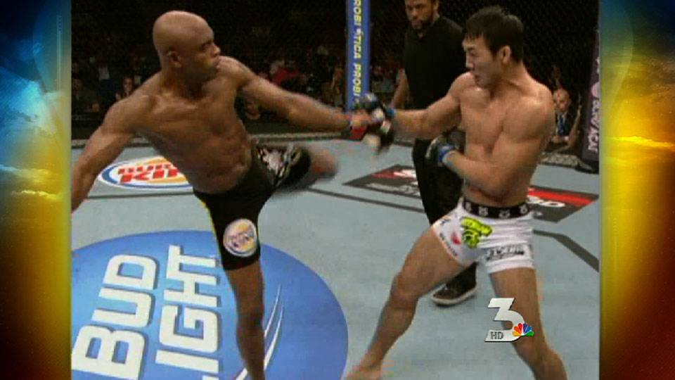 Silva, Rua dominate in UFC 134