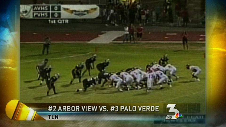 Palo Verde defeats Arbor View, 14-7