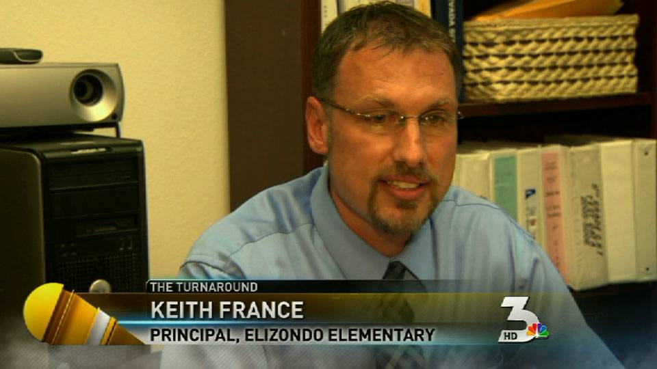 The Turnaround: Elizondo Elementary School