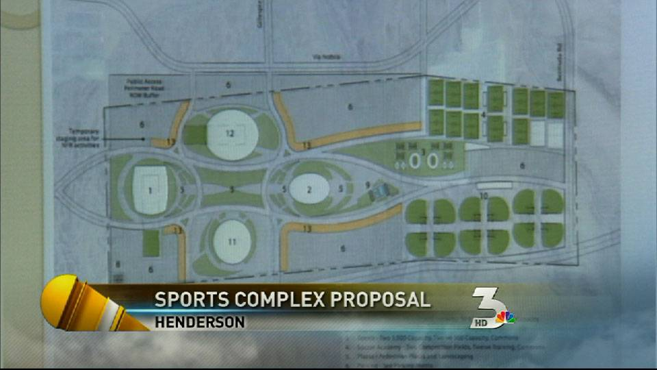 Henderson City Council hears stadium proposal