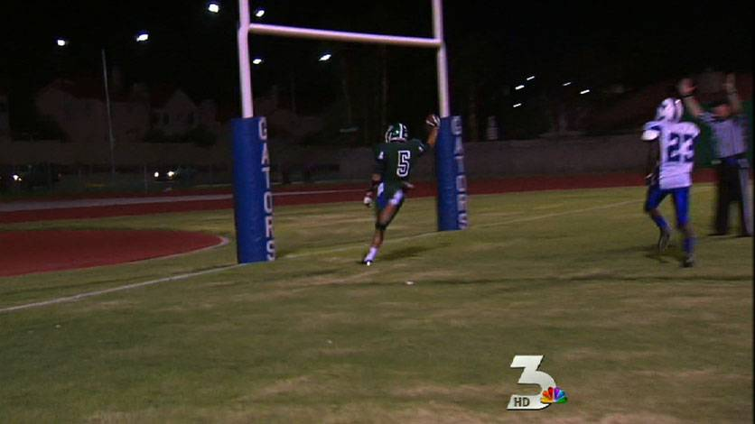 Green Valley beats Basic in Henderson Bowl