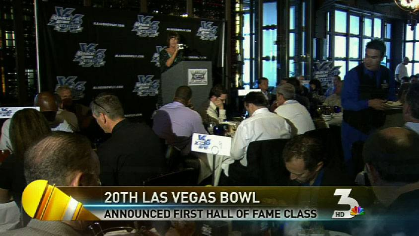 Las Vegas Bowl celebrates 20 years