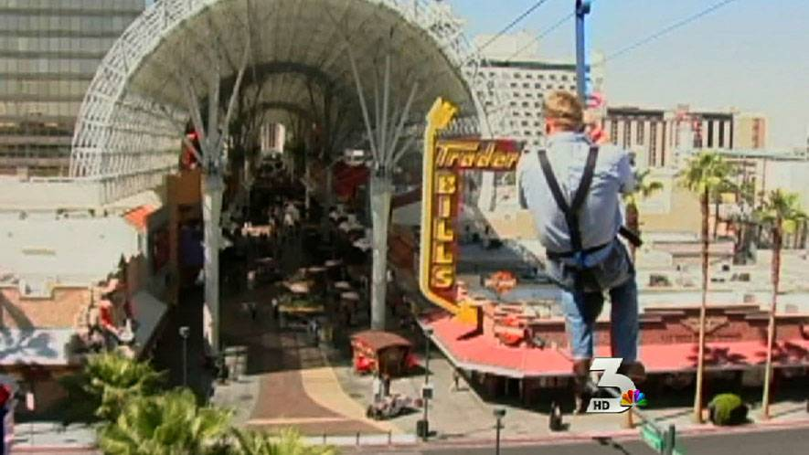 Downtown zip line looks to expand