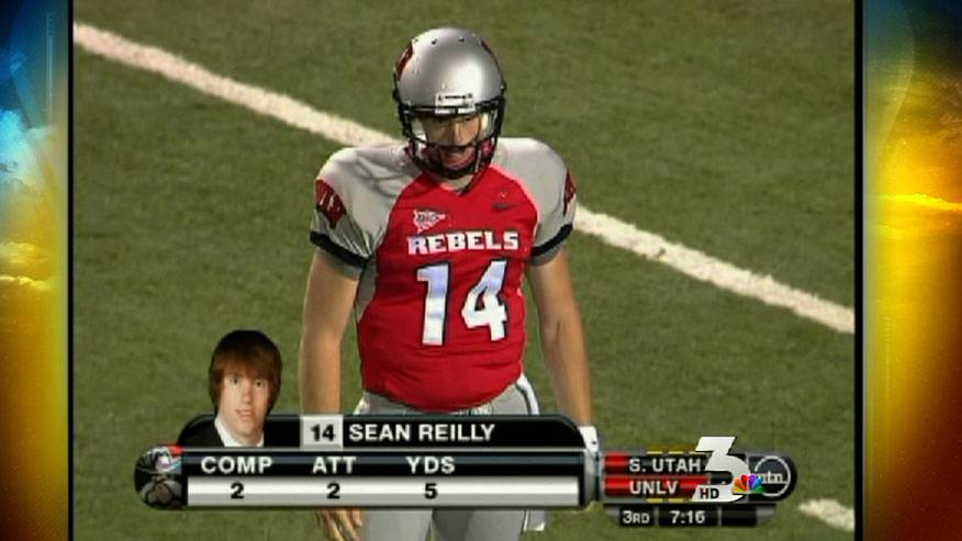 New Rebels starting quarterback named