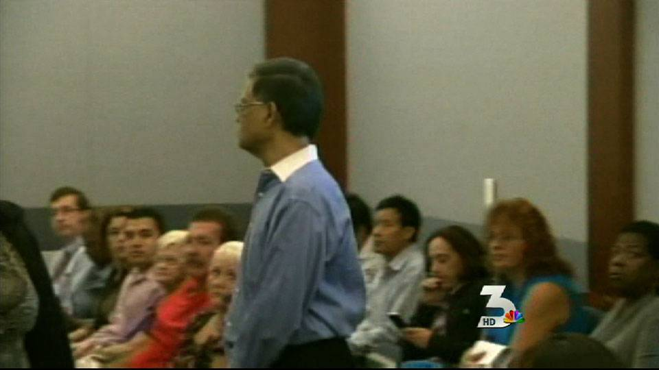Defense attorneys told to subpoena documents on Desai\'s competency