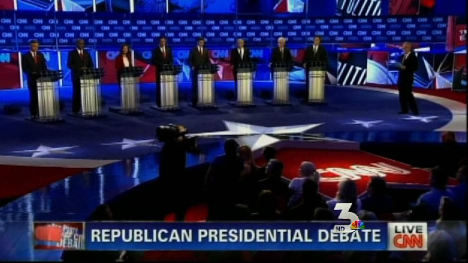 GOP candidates ready for debate
