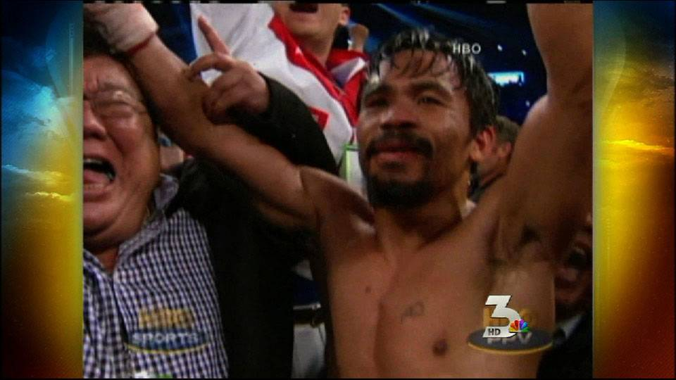 Pacquiao wins controversial decision