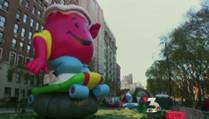Wind could ground balloons at Macy'sThanksgiving Day Parade