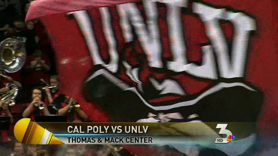 UNLV basketball beats Cal Poly
